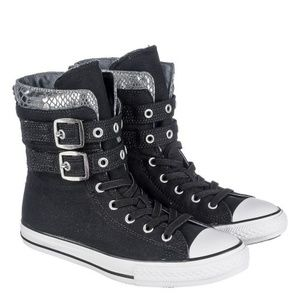 Converse CT Glendale Hi Top Sneaker Kids sz 5.5